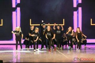 Хип-хоп танцы CityDance